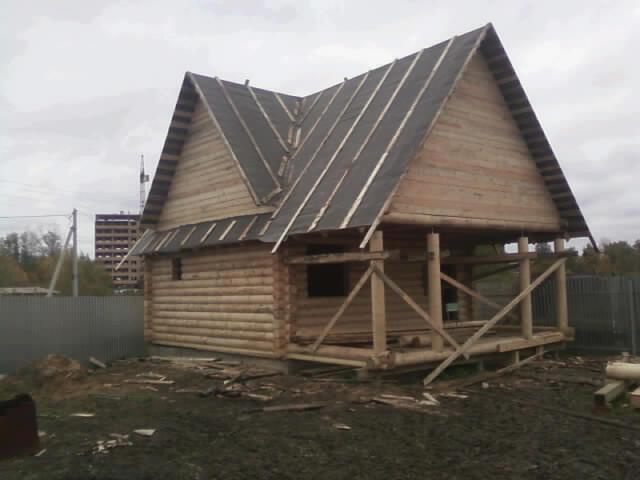 Реставрация фундамента деревянного дома цена в Королёве