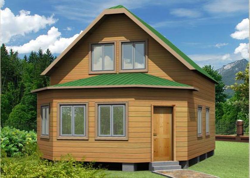 тому же, дачный домик проекты фото из пестово фото